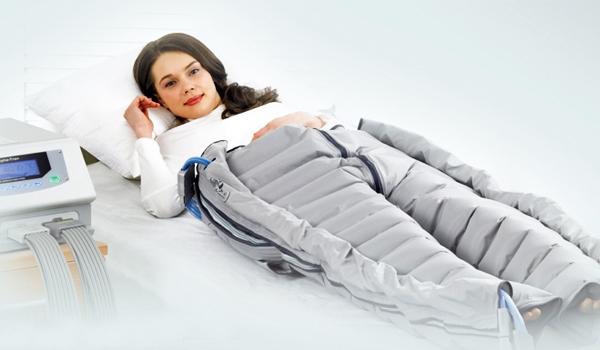 Аппарат физиотерапевтический для прессотерапии и лимфодренажа