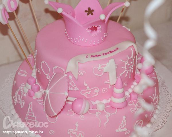 Да-да, есть и такой детский торт на годик на заказ в нашем каталоге.  Можно заказать креативный торт мальчику на...